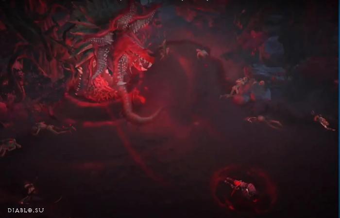 Кровавая Роза в Diablo Immortal