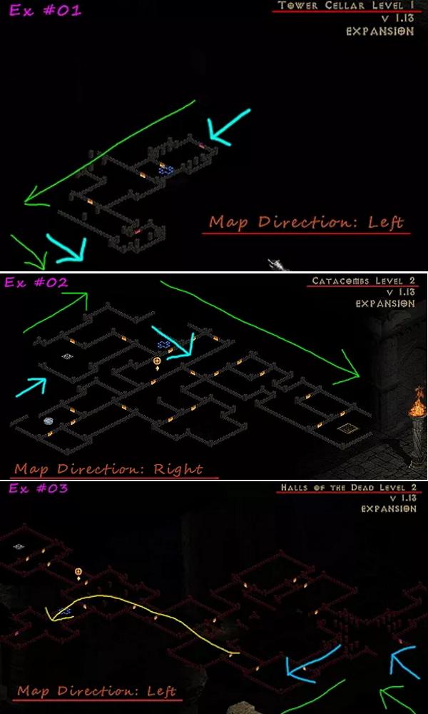 Карты D2R