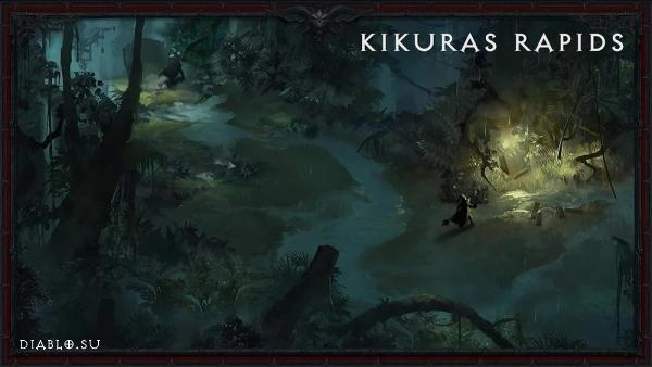 Пороги Кикуры (Kikuras Rapids)