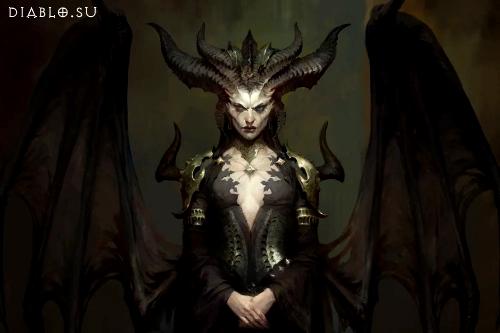 Лилит (Lilith) во вселенной Диабло