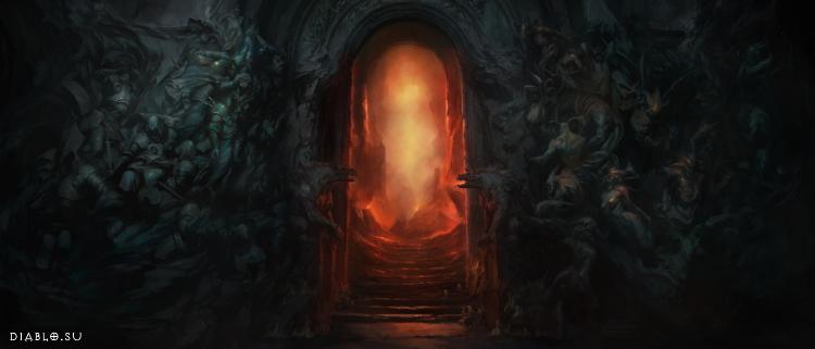 Ад (Hell) в Диабло 4