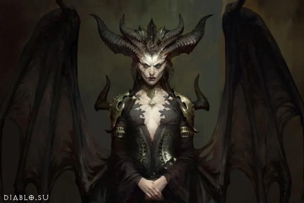 Лилит из Diablo IV