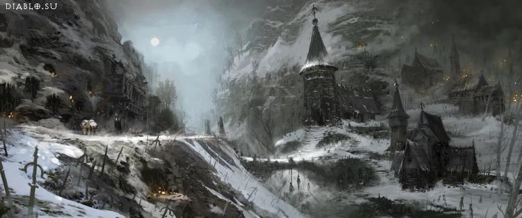 Расколотые Вершины (Fractured Peaks) в Диабло 4