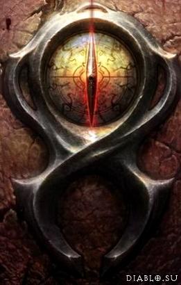 Эмблема (лого) Хорадримов в Диабло