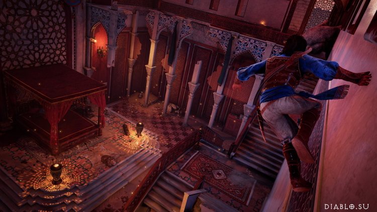 Геймплей Prince of Persia: The Sands of Time Remake