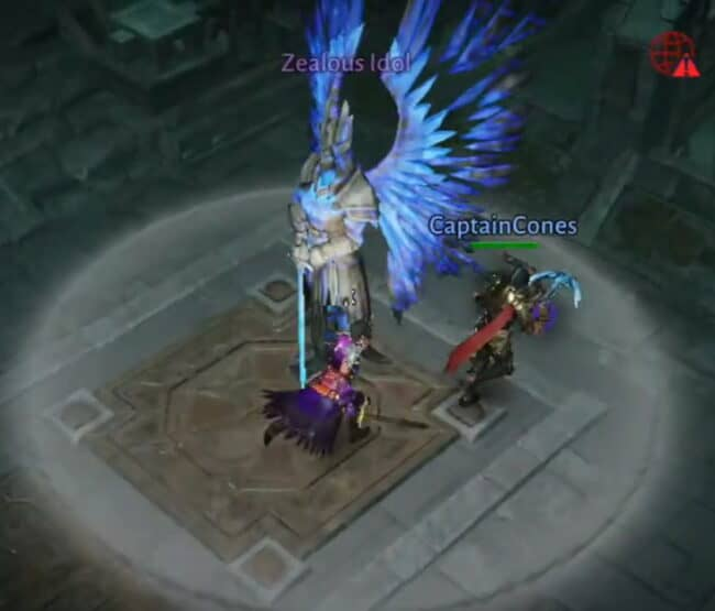 В чем суть PvP в Diablo Immortal