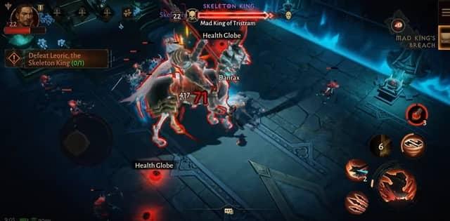 Где брать опыт в Diablo Immortal