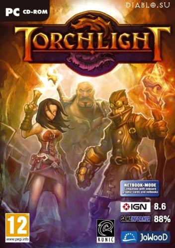 Torchlight обзор игры