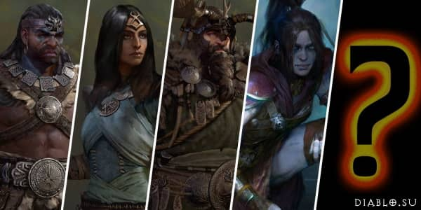 Diablo IV - будущие классы