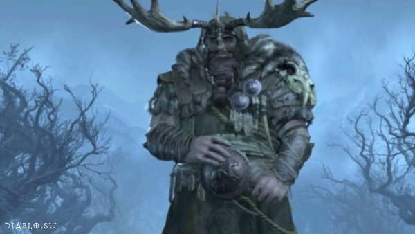 Diablo IV - описание класса Друид