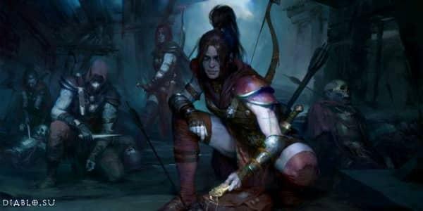 Diablo IV – описание класса Разбойник