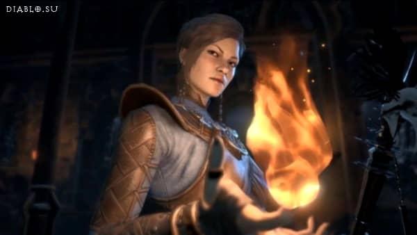 Diablo IV - описание класса Волшебница