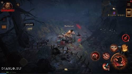Квест Меж Двух Зол в Diablo Immortal