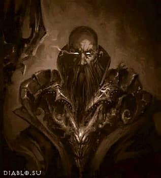 Золтун Кулл - биография мага в Diablo