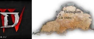 Скосглен - регион в Diablo 4